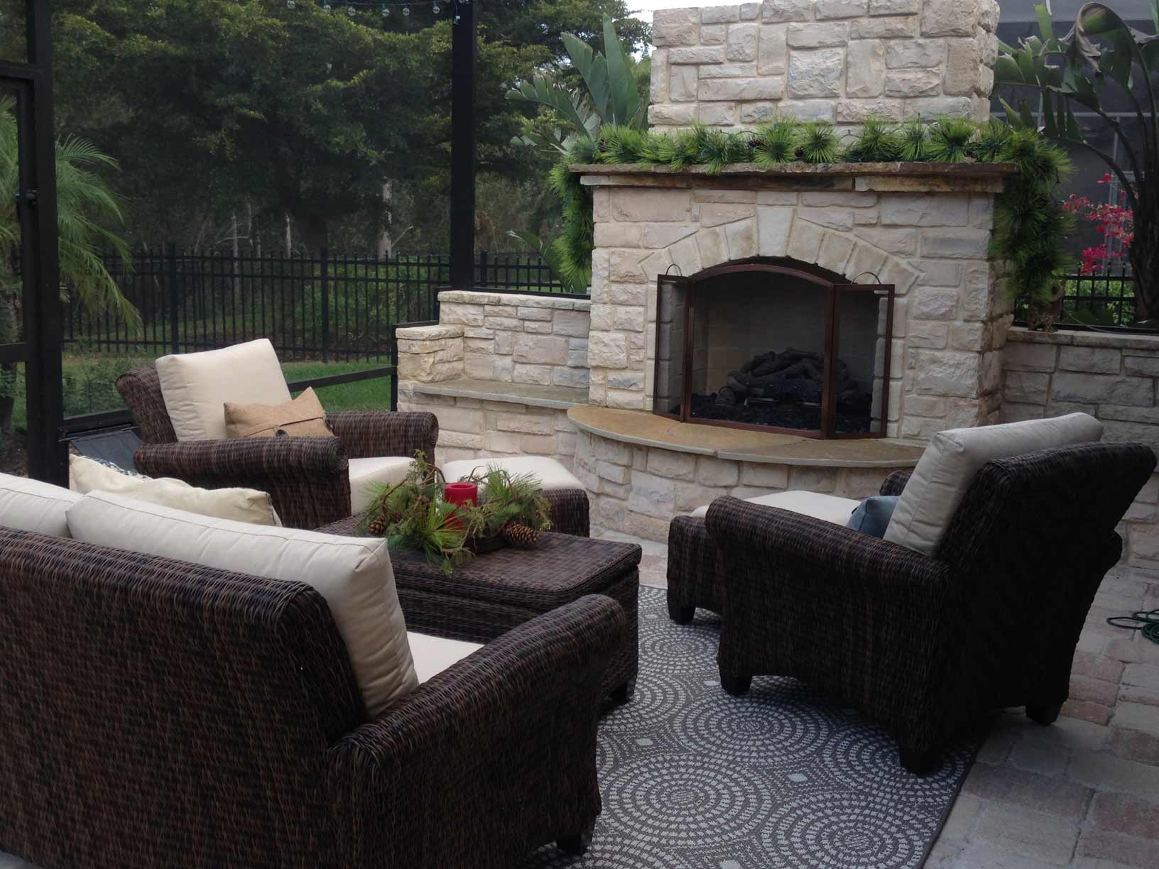 portland regency fireplace fuel fireplaces or installation glass backyard outdoor all
